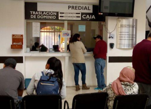 Solicitan más de 3 mil ciudadanos cuota preferencial en pago de predial en Cortazar