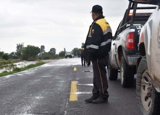 Elemento de Tránsito en Juventino Rosas da positivo a COVID-19