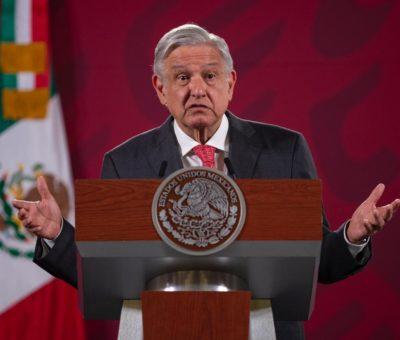 """""""No es un capricho del presidente"""" entrega de recursos a estados, afirma AMLO; """"no hay, no hay"""" dinero, asegura"""