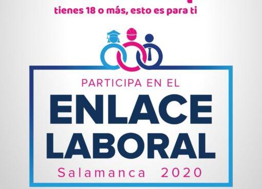 Se llevó a cabo «Enlace Laboral 2020» en Salamanca