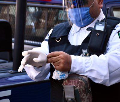Capacitación, equipamiento policial y prevención a delitos en riesgo ante probable eliminación de Fortaseg