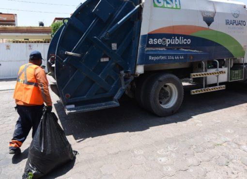Aplicarán encuesta para saber percepción sobre el servicio de gestión de Residuos Sólidos en Irapuato
