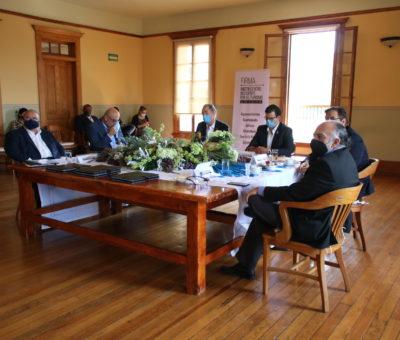 Secretarios de Turismo analizan los avances del «Pacto Centro Occidente por el Turismo»