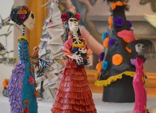 Celebrarán XII concurso – exhibición estatal de alfeñiques y catrinas en Cortazar