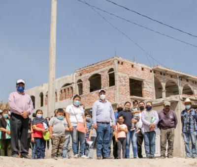 Arrancan obras de rehabilitación en Cortazar
