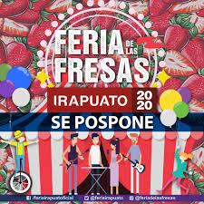 En febrero del 2021 iniciará reembolso de boletos por palenque de la Feria de las Fresas