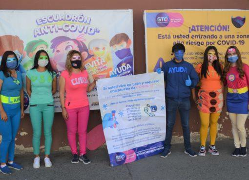 Se incrementan las pruebas de Covid-19 en León