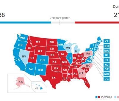 Voto latino en EUA trascenderá en las elecciones