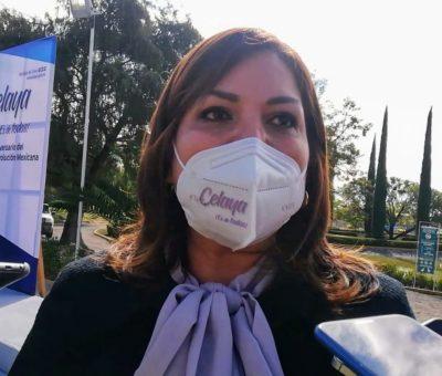 """""""En el tema medicinal estoy de acuerdo, pero el consumo no médico es lo que preocupa""""; expresó la alcaldesa de Celaya tras la aprobación en el senado para la despenalizar el uso lúdico de la marihuana"""