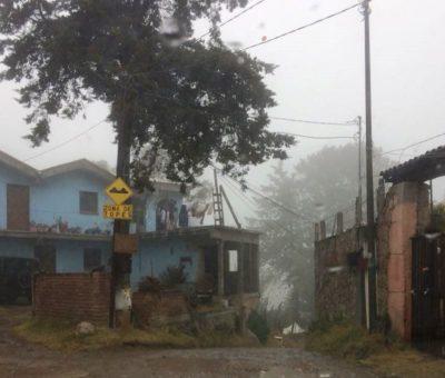 Protección Civil de la capital se prepara para atender a comunidades ante bajas temperaturas