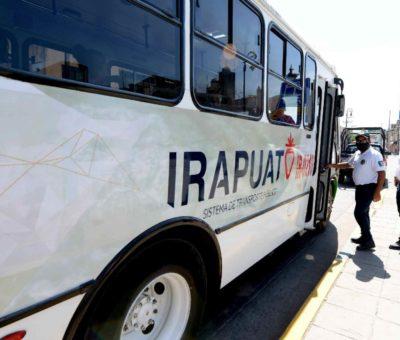 'Pega' suspensión dominical del transporte público a empresarios del sector