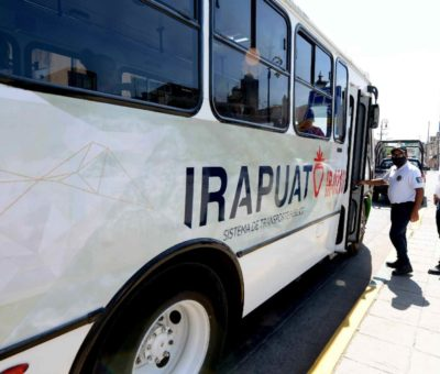 Dan positivo a Covid-19, 10 operadores del transporte público