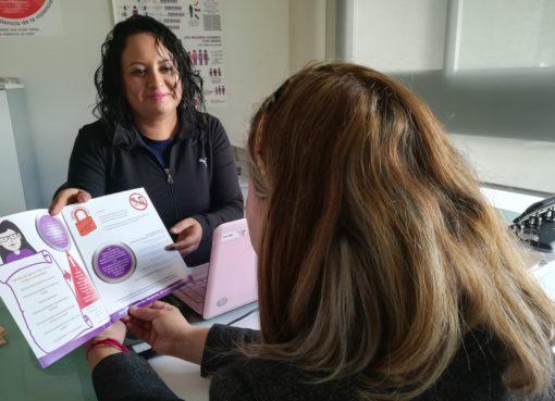 Instituto Municipal de las Mujeres de León  ha brindado atención psicológica, laboral y legal en los últimos cinco años