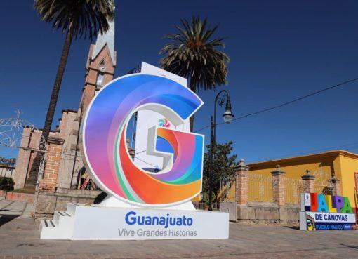 Pueblo Mágico Jalpa de Cánovas recibe la marca turística del estado