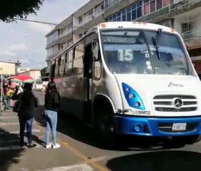Solo se han revisado 150 unidades de transporte público en Celaya de las cuales 40 rebasaron su vida útil, informó el director de movilidad