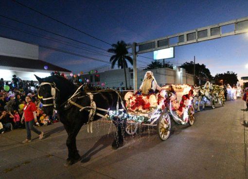 Por pandemia de Covid-19 suspenden Cabalgata de Reyes Magos