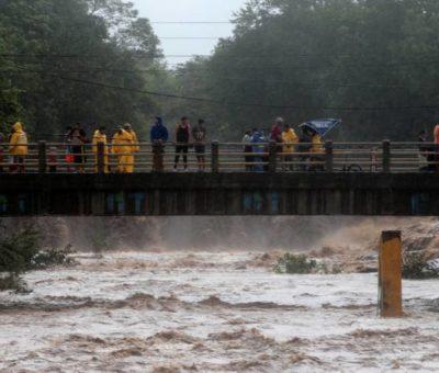Videos: al menos 3 muertos en Nicaragua tras paso del ciclón Eta