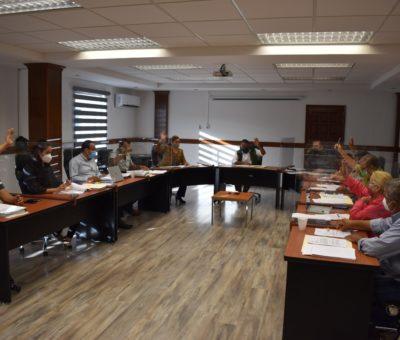 Aprueban séptima modificación al presupuesto de egresos en Apaseo el Grande
