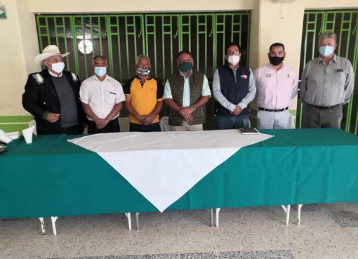 Desarrollo Agropecuario y Agrario de Apaseo el Grande firma convenio de programa para beneficiar a campesinos