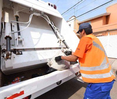 Por festividades decembrinas aumentará 30% generación de basura