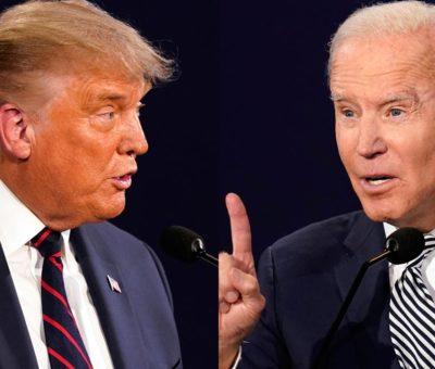 Biden amplía su margen en voto popular mientras Trump continúa sin aceptar derrota