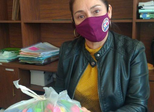 Lanzan campaña para cambio de tapitas por nochebuenas en Cortazar