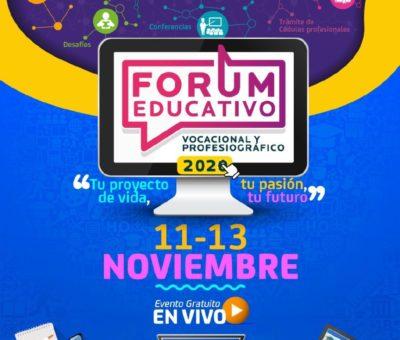 Arranca la nueva edición del Forum educativo vocacional y profesiográfico 2020 en León