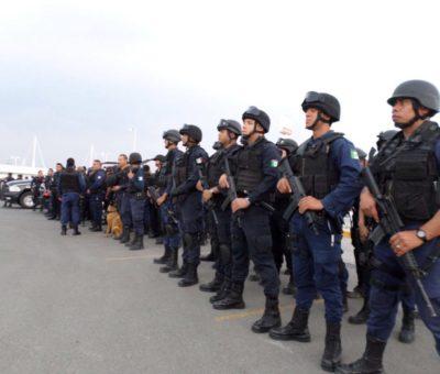 Municipio fortalecerá  polícias con recursos propios y estatales