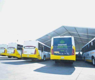 Brindarán servicio de internet gratuito en transporte público en León