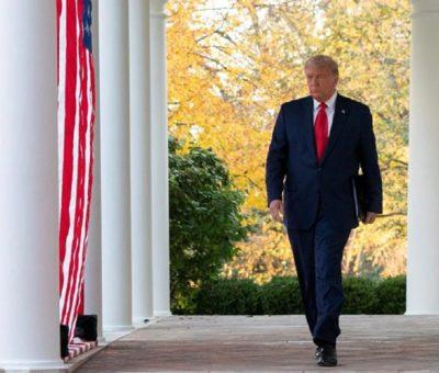 Arremete campaña de Trump contra fiscal general de EE.UU. por descartar fraude electoral