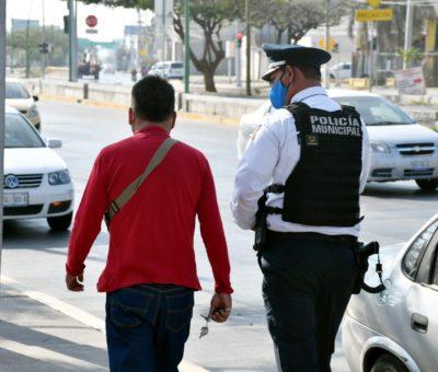 Para prevenir robos, Gobierno de Irapuato implementa programa «Acompañamiento Policial»