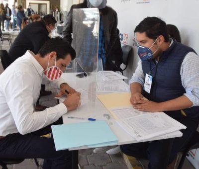 José Luis Oliveros pre-candidato del PAN a la alcaldía de Apaseo el Grande