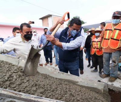 Guanajuato logró un crecimiento de producción de las empresas constructoras: Diego Sinhue