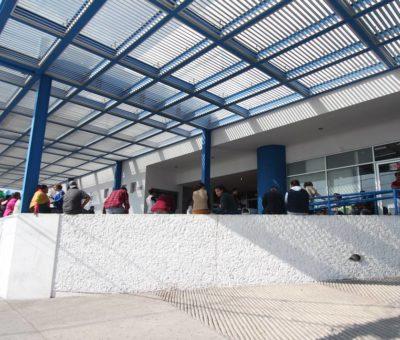 Avanza remodelación de Hospital materno de León
