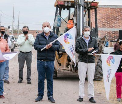 Cerrarán año con 10 obras más en Cortazar