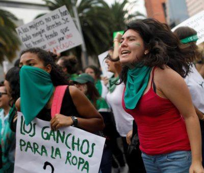 Va aumentado el apoyo al aborto en México