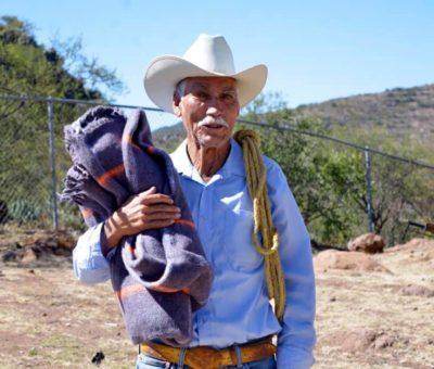 Abrigan a las Familias de las Comunidades Serranas como parte de la Campaña Invernal