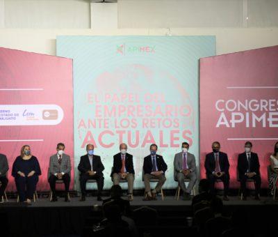 SDES inaugura el 4to Congreso APIMEX en formato híbrido