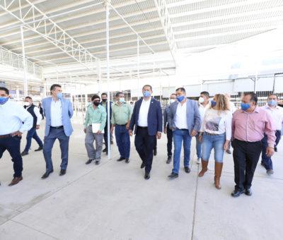Impulsa Estado crecimiento de los comerciantes guanajuatenses.