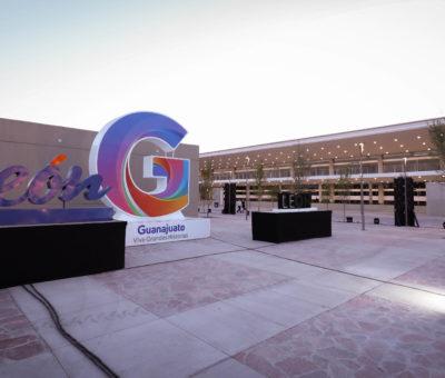 Inauguran las nuevas instalaciones de la Feria Estatal de León.