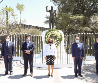 Guanajuato es bastión en la lucha por un México mejor: Diego Sinhue