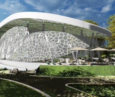 """Inicia la construcción del Centro de Educación Ambiental """"La Libélula"""""""