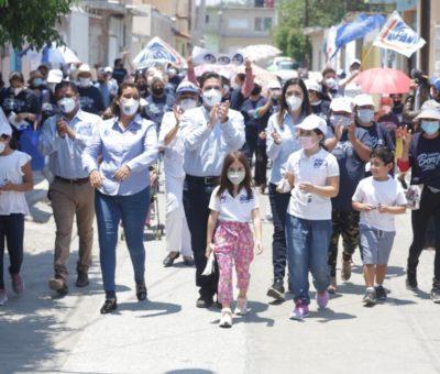 Arranca campaña Poncho Borja como candidato a diputado local de Acción Nacional por el Distrito XIX
