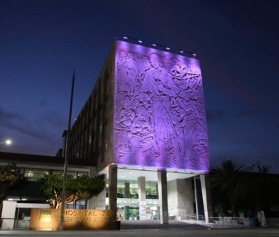 Arte en IMSS Guanajuato plasma a través de los años la historia del instituto