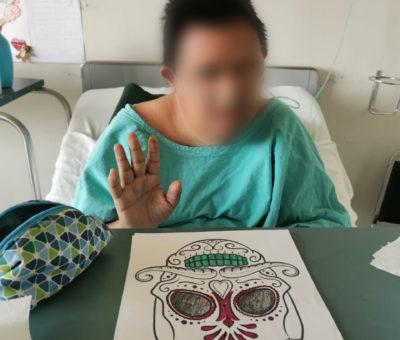 Paciente con Sindrome de Down superó COVID-19 después de 20 días de hospitalización en IMSS de Silao
