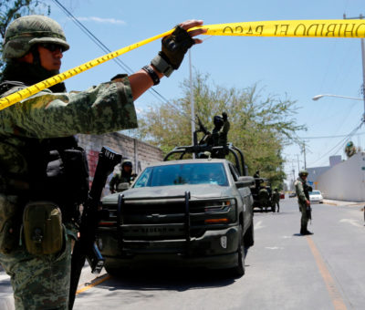 Previo a elecciones, 234 candidatos fueron amenazados o agredidos en México