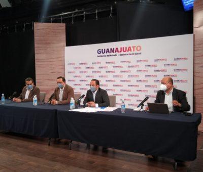 Guanajuato se encuentra listo para el arranque de pilotaje de regreso a clases