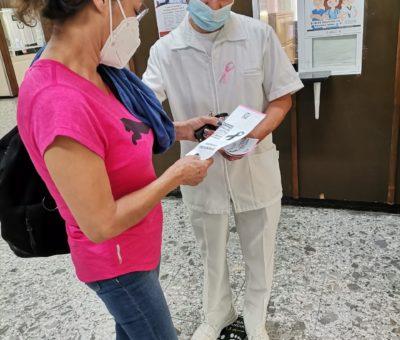 Invita IMSS Guanajuato a población derechohabiente a obtener servicios de prevenimss