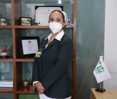 Enfermería es la columna vertebral del IMSS por su humanismo, profesionalismo, entrega y vocación de servicio
