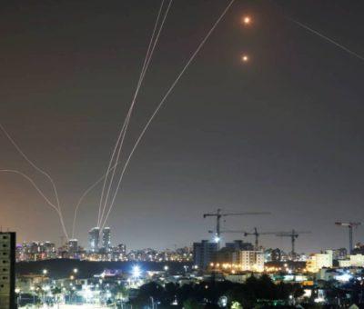 Ataques suman 83 palestinos muertos, entre ellos 17 niños